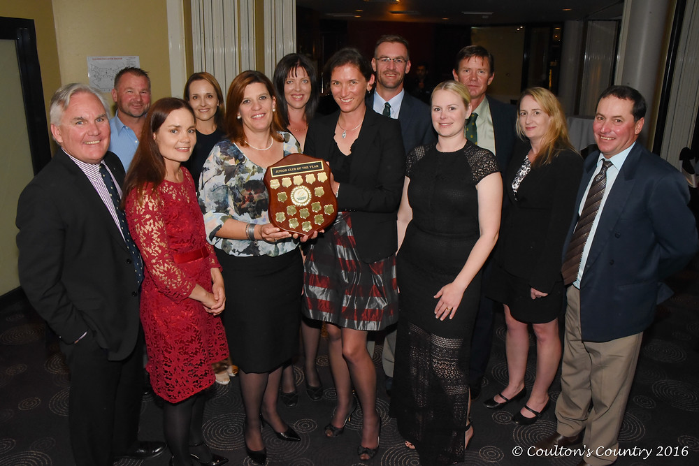 Dalby shared the Junior Club of the Year award with the ever strong South Toowoomba club.