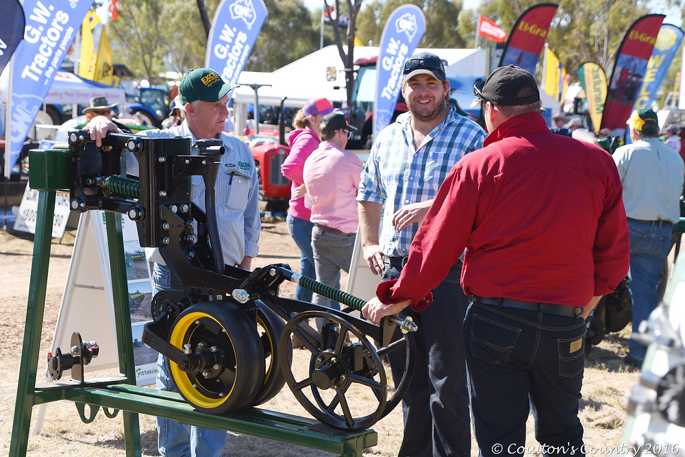 CRT FarmFest 2016 was like a summer's day. The weather was glorious!