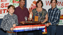 Carcase Comp Attracts Record Entries