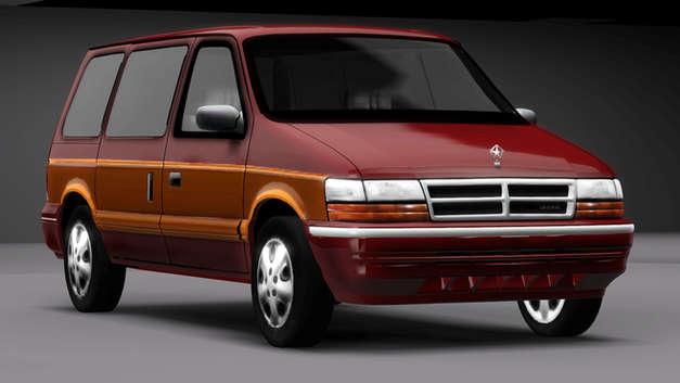 1994 Dodge Caravan