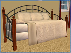 Camelot Wood Daybed