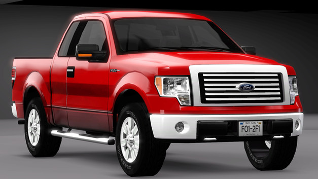 2012 Ford F-150 SuperCab