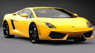 2010 Lamborghini Gallardo