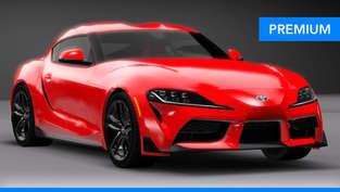 2020 Toyota GR Supra (VIP Edition)
