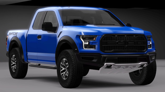 2017 Ford F-150 SVT Raptor