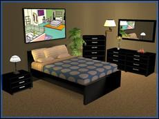 Savannah Bedroom Set