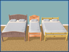 Maxis Matching Beds