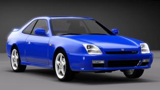 2000 Honda Prelude SiR