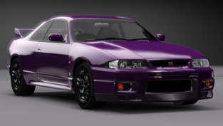 1995 Nissan Skyline GT-R Spec-V