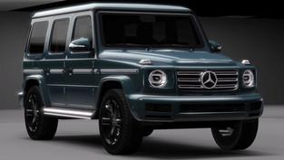 2019 Mercedes-Benz G 550