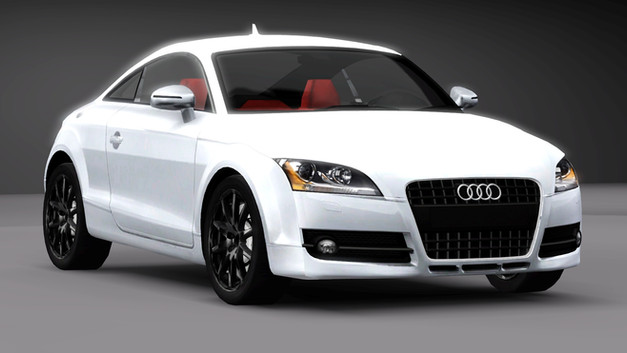2009 Audi TT Coupe