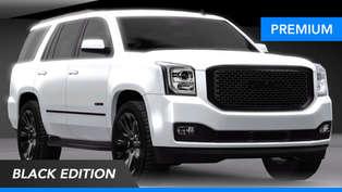 2017 GMC Yukon Black Edition