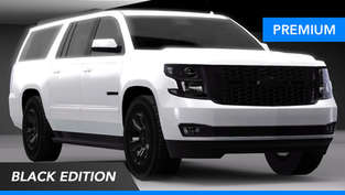 2020 Chevrolet Suburban Black Edition