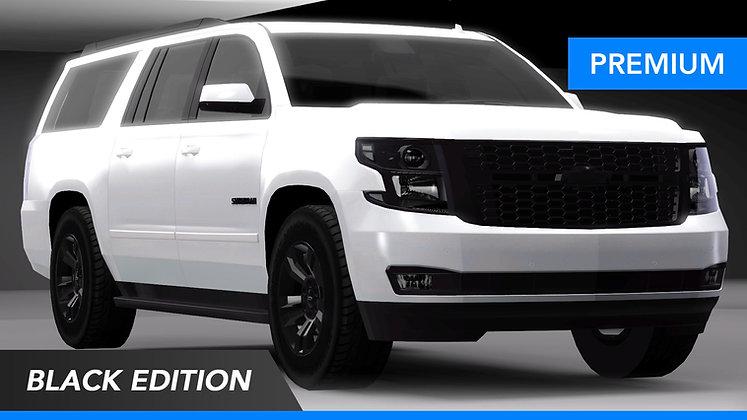 2020 Chevy Suburban Black Edition (Sims 3)