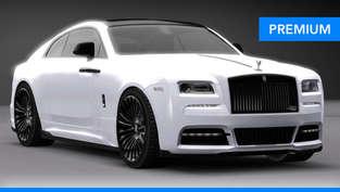 2016 Rolls-Royce Wraith (VIP Edition)