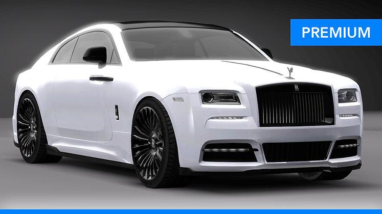 2016 Rolls-Royce Wraith (VIP Edition) (Sims 3)