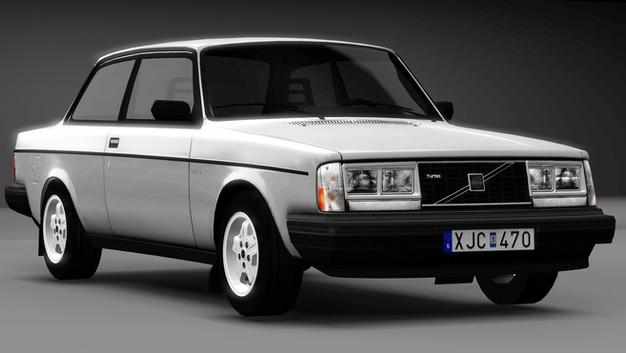 1982 Volvo 242 Turbo