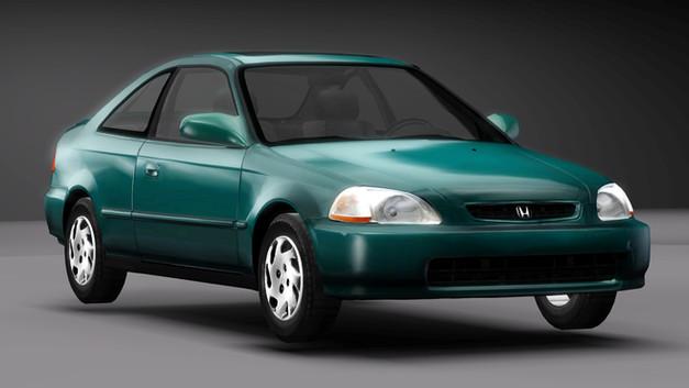 1997 Honda Civic Coupe