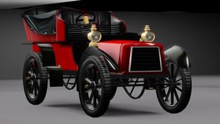 Vintage Motor Car