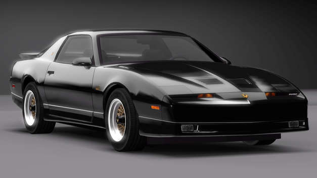 1987 Pontiac Firebird Trans Am GTA