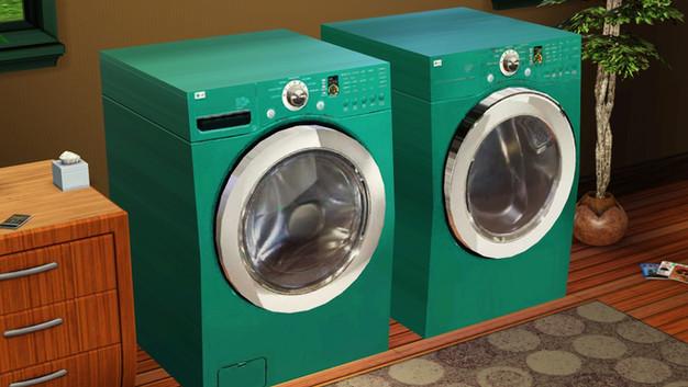 LG Washer & Dryer