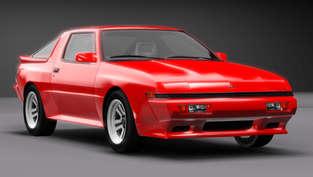 1988 Mitsubishi Starion ESI-R