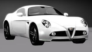 2007 Alfa Romeo 8C Competizion