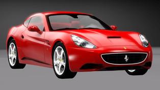2009 Ferrari California Coupe
