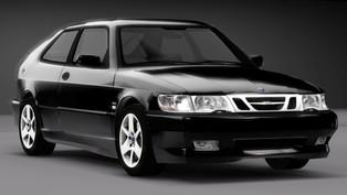 2002 Saab 9-3 Aero Coupe