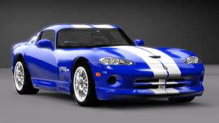 1999 Dodge Viper GTS ACR