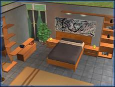 Nania Bedroom Set