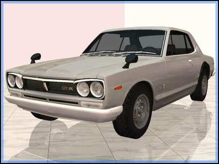 1971 Nissan Skyline 2000GT-R
