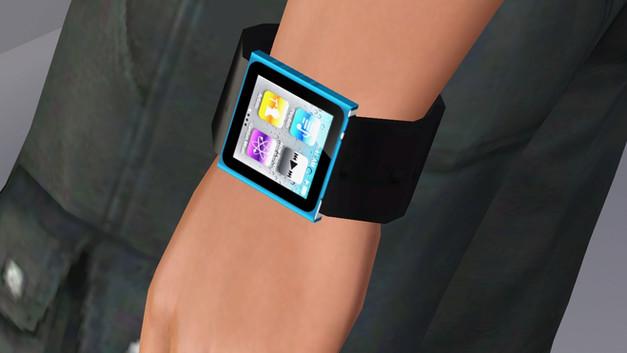 iPod Nano Watch