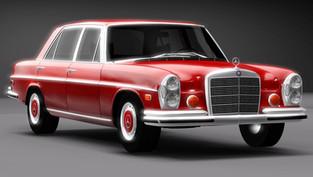 1972 Mercedes-Benz 300 SEL 6.3