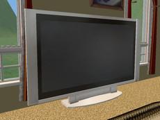 Hitachi UltraVision 55'' Plasma TV