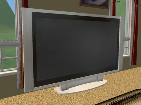 Hitachi UltraVision 55'' Plasma TV