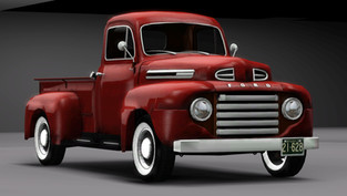 1950 Ford F-1 Pick-Up Truck