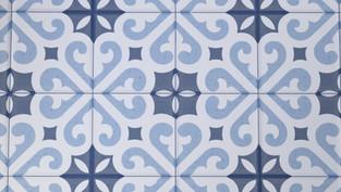 Classic Ornate Floor Tile