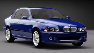 2003 BMW M5 E39