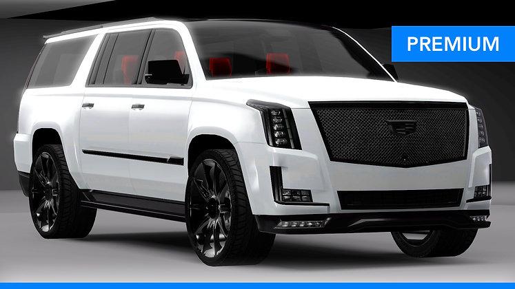 2018 Cadillac Escalade ESV (VIP Edition)