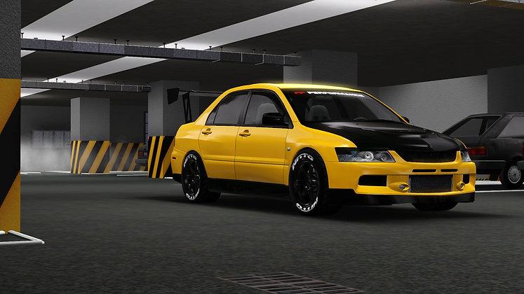 2006 Mitsubishi Lancer Evolution (VIP Edition) (Sims 3)