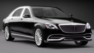 2019 Mercedes-Maybach S 650