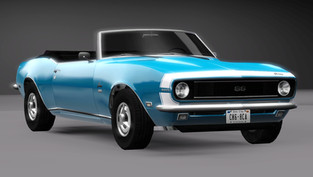 1968 Chevrolet Camaro SS Convertible