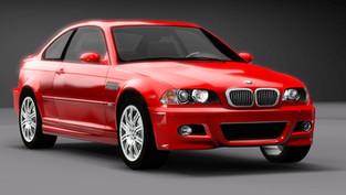 2005 BMW M3 E46 Coupe