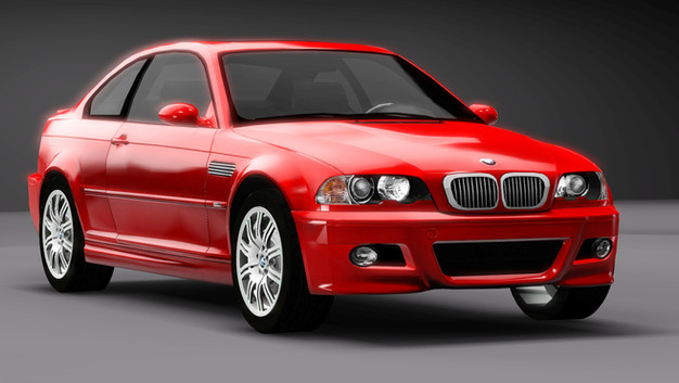 2005 BMW M3 E46 Coupe