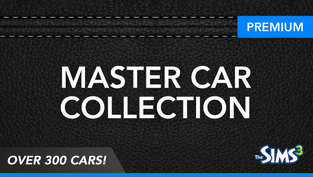 Sims 3 Master Car Collection
