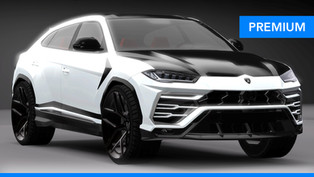 2019 Lamborghini Urus (VIP Edition)