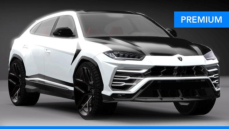 2019 Lamborghini Urus (VIP Edition) (Sims 3)