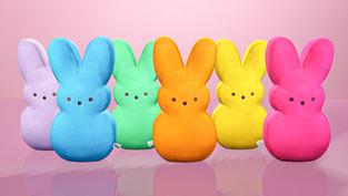 Peep Plush Bunny