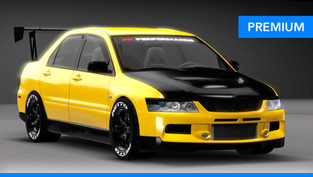 2006 Lancer Evo (VIP Edition)
